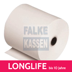 Longlife Thermopapier 80 mm
